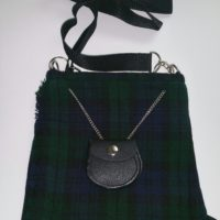 Plaid Kilt Purses