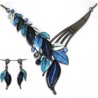 Antique Style Necklace and Earrings Sets